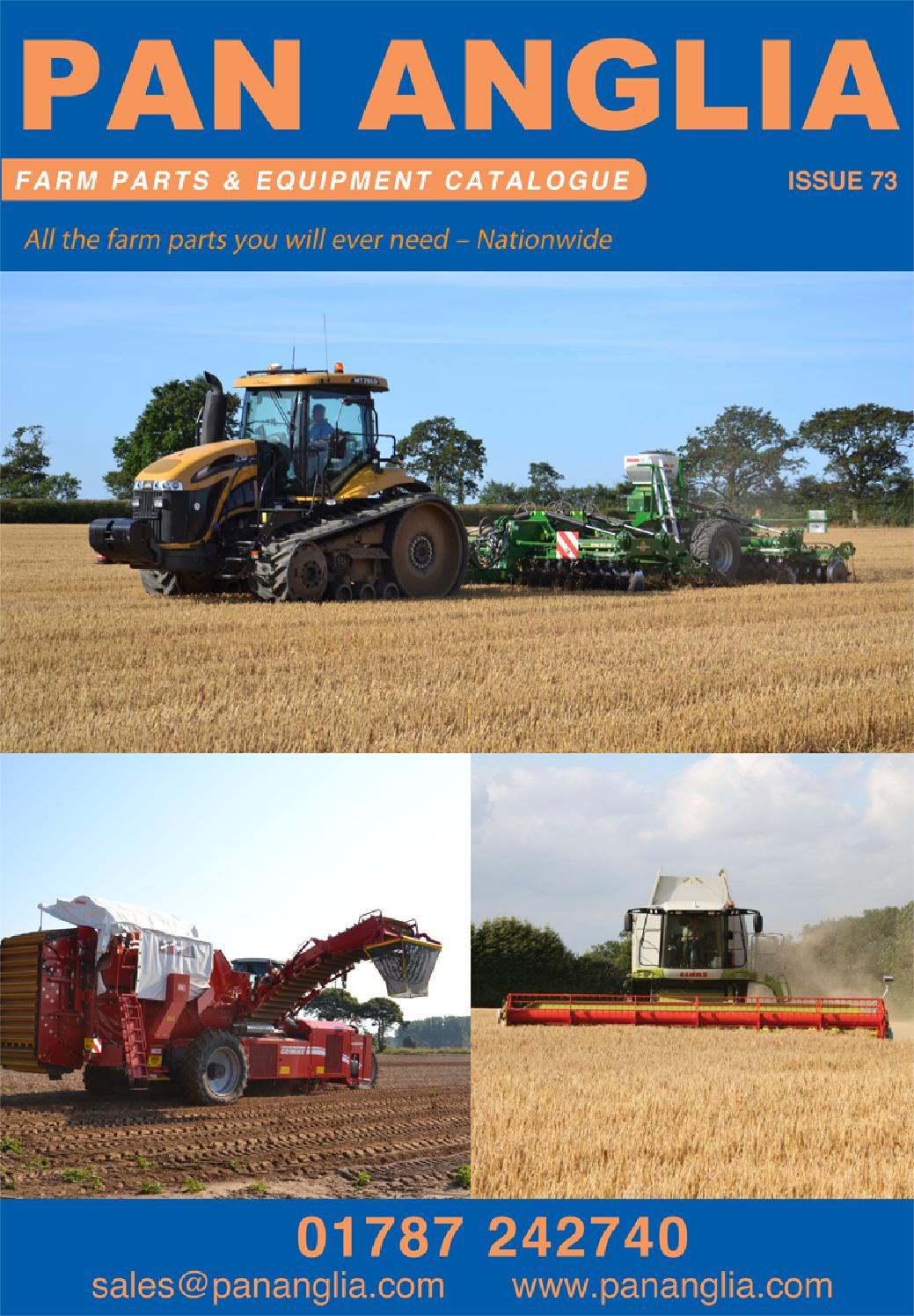 Pan Anglia Catalogue By Relbon Limited