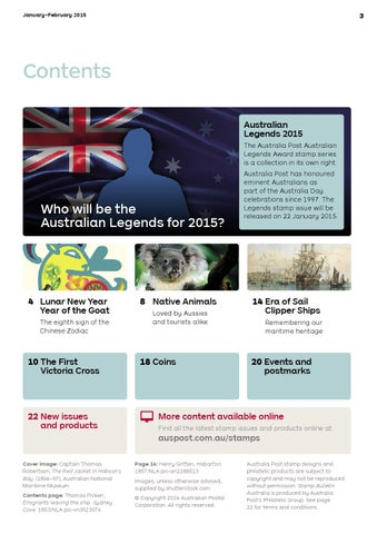 stamp bulletin australian