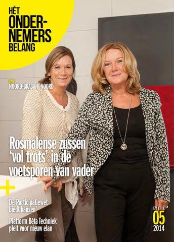 Het Ondernemersbelang Noord-Brabant Noord 5-2014