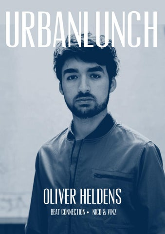 URBANLUNCH ISSUE 3 cover