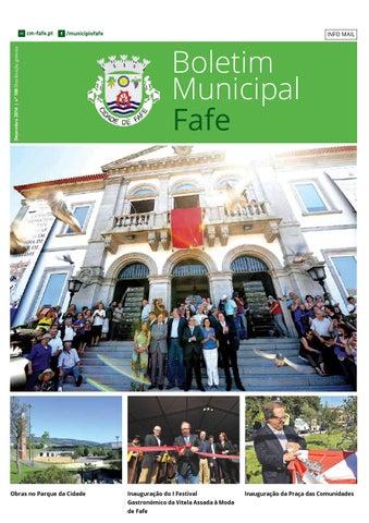 Boletim Municipal 2014