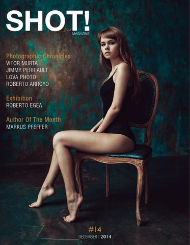 SHOT! Magazine - December 2014 cover