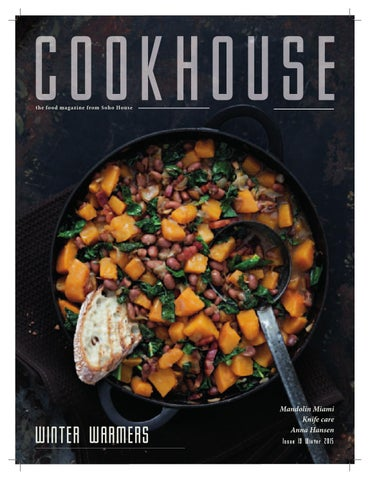Cookhouse Issue 19 cover