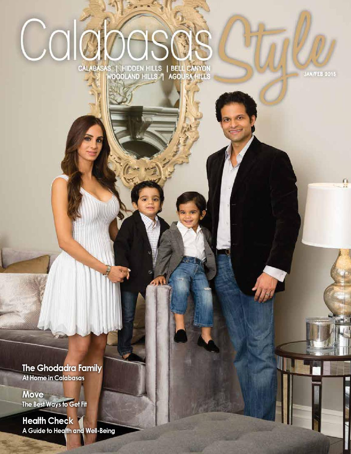 Issuu Calabasas Style Magazine January February 2015 By