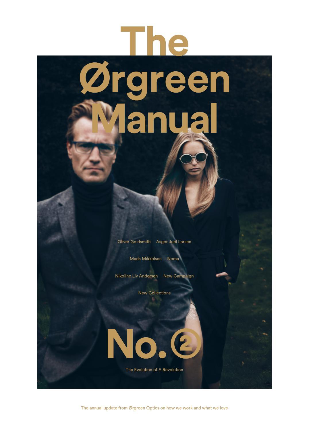 No 2 by Orgreen Optics Optic Pred Og