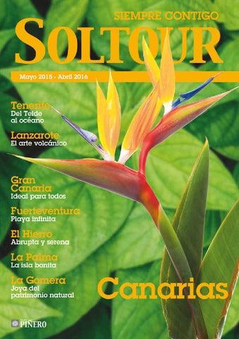 Soltour Catálogos Canarias 2015