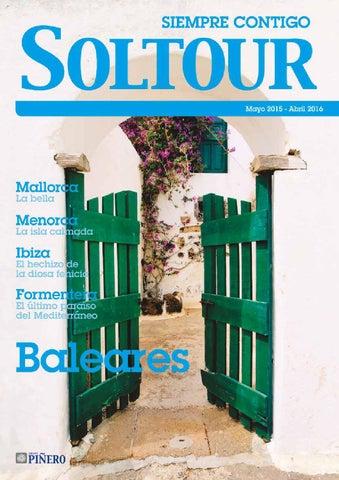 Soltour Catálogos BALEARES 2015