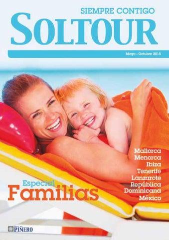 Soltour Catálogos Familias 2015