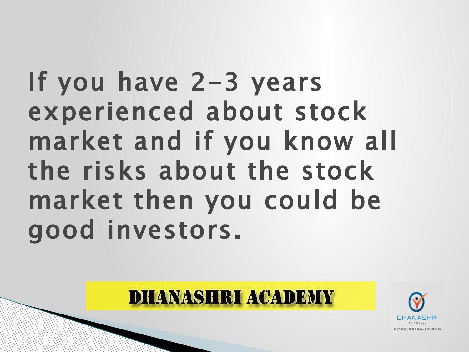 How Does Stock Market Work