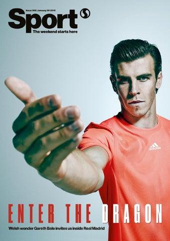 Sport magazine 388 cover