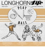 Longhorn Life Spring Sports 2015