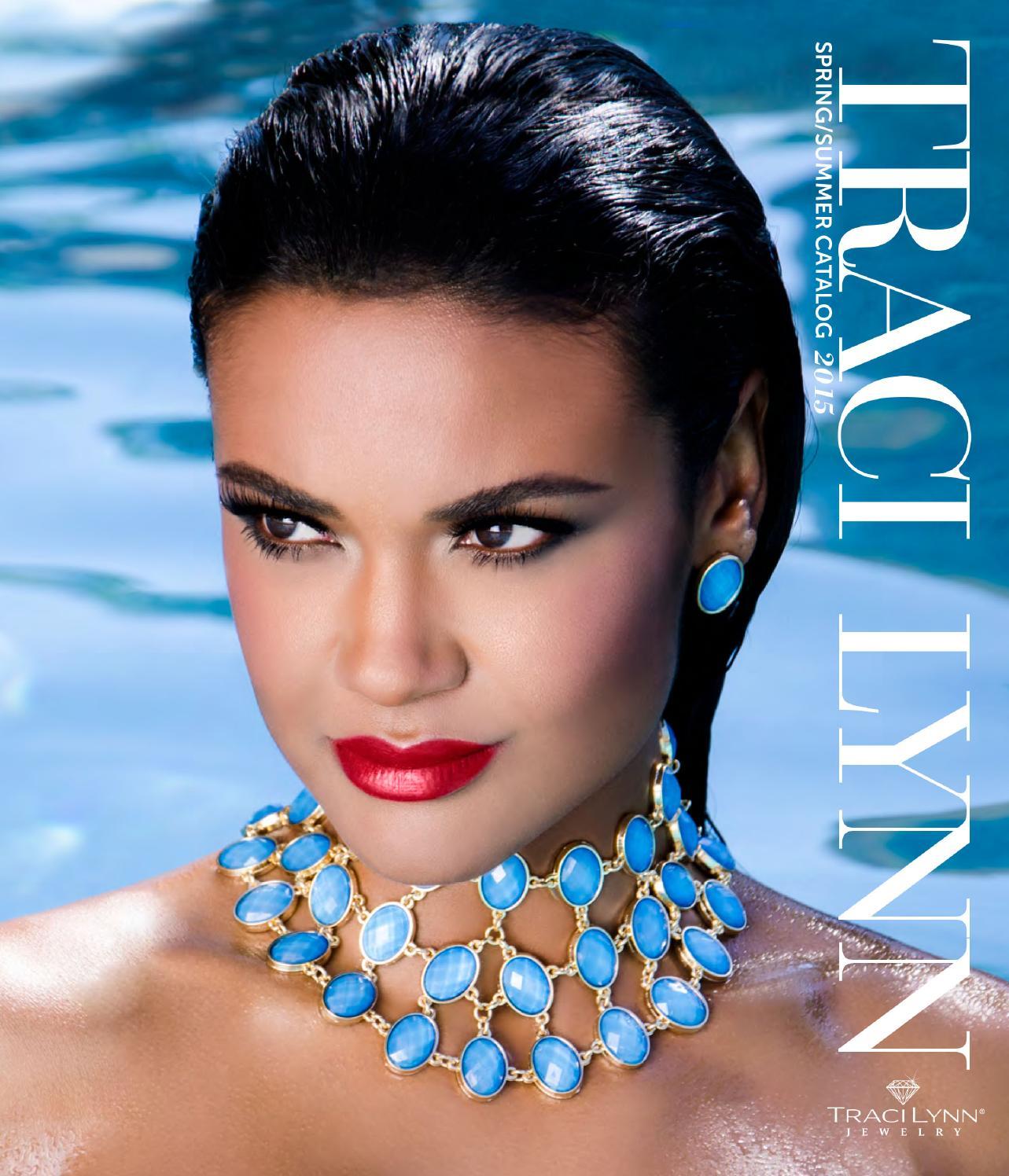 Spring summer 2015 catalog by traci lynn jewelry