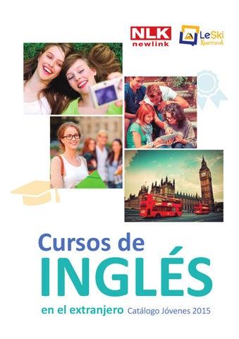 leski newlink Cursos de ingles en el extranjero LESKI