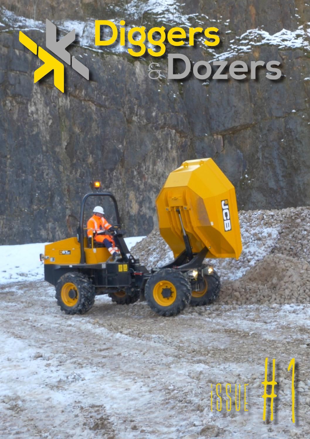 Issuu Diggers And Dozers Issue 1 By Diggers And Dozers