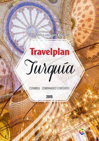 Mayoristas de Viajes Travelplan 2015Turquía 2015