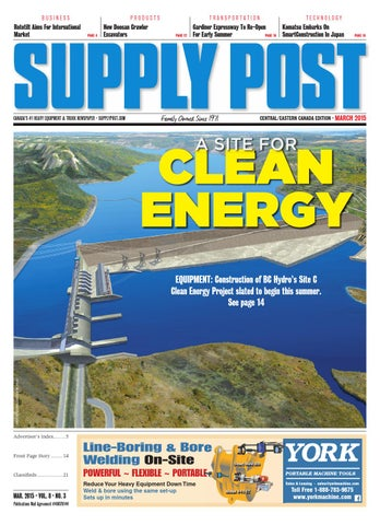 Supply Post Eastern Cover - March 2015