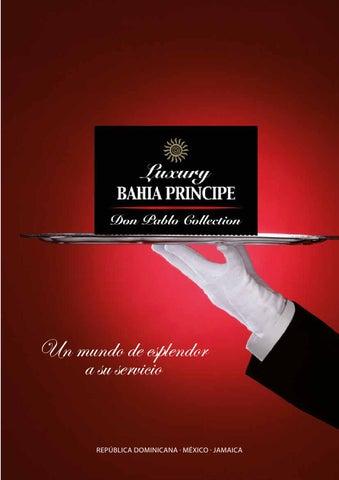 Soltour Catálogos Dip Don Pablo Don Pablo Collection 2015