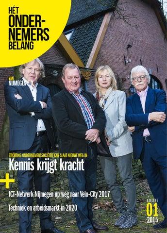Het Ondernemersbelang Nijmegen 1-2015