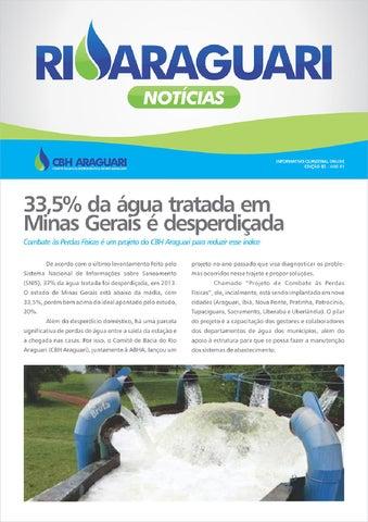 Informativo online - Rio Araguari Notícias - 2ª edição