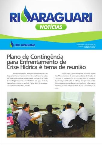Informativo online - Rio Araguari Notícias - 4ª edição