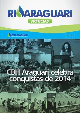 Informativo impresso - Rio Araguari Notícias - 1ª edição