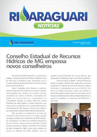 Informativo online - Rio Araguari Notícias - 1ª edição