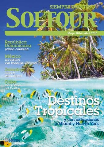 Soltour Catálogos Destinos tropicales 14 15