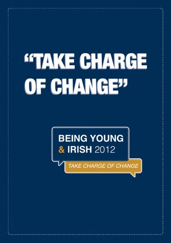 Take Charge of Change Report
