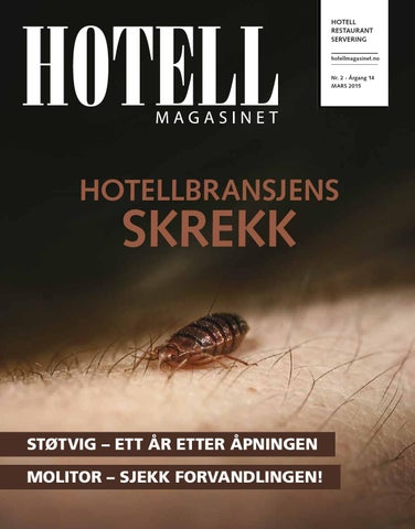 Hotellmagasinet - Nr. 2 2015
