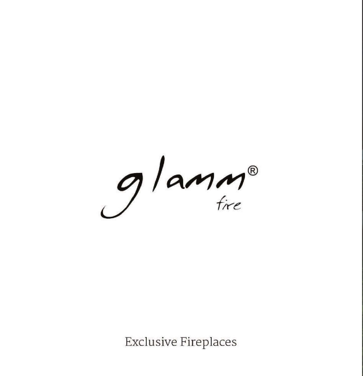 Folleto GlammFire 2015