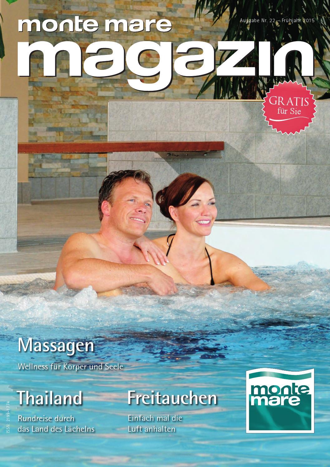 monte mare Magazin Frühjahr 2015
