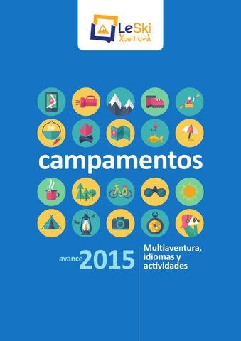 Leski Campamentos Verano 2015 Idiomas y Actiidades