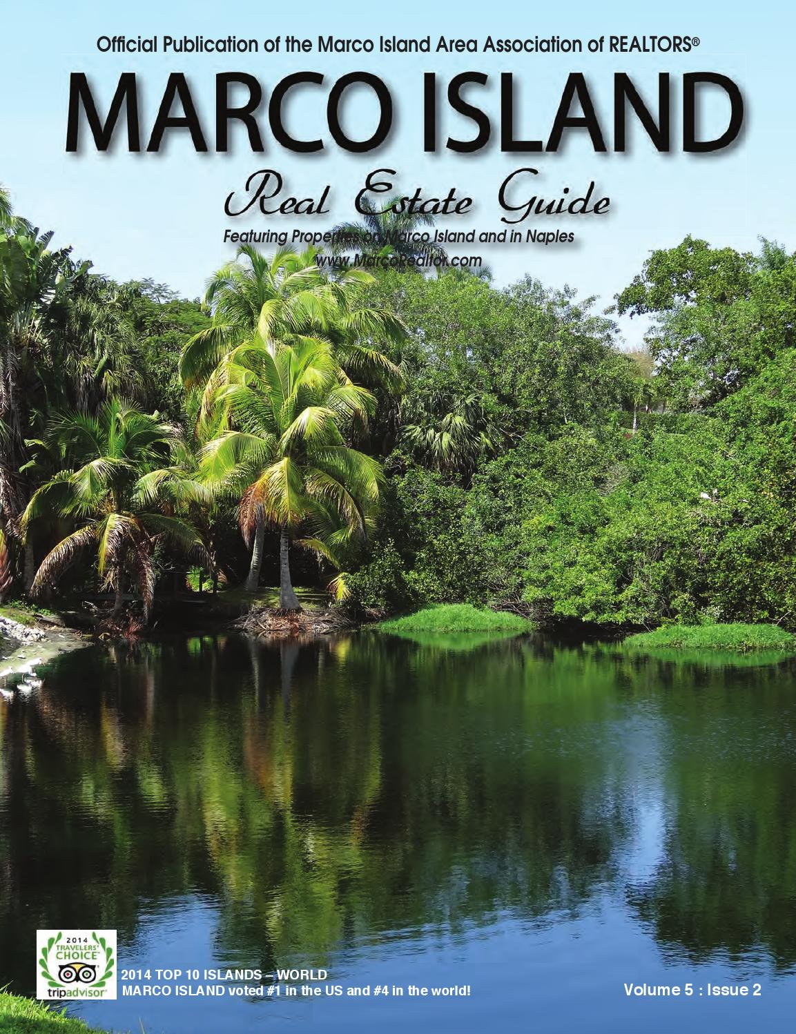 Marco Island Waterfront Property For Sale