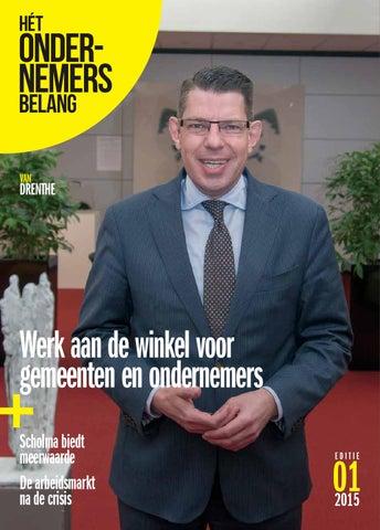Het Ondernemersbelang Drenthe 1-2015
