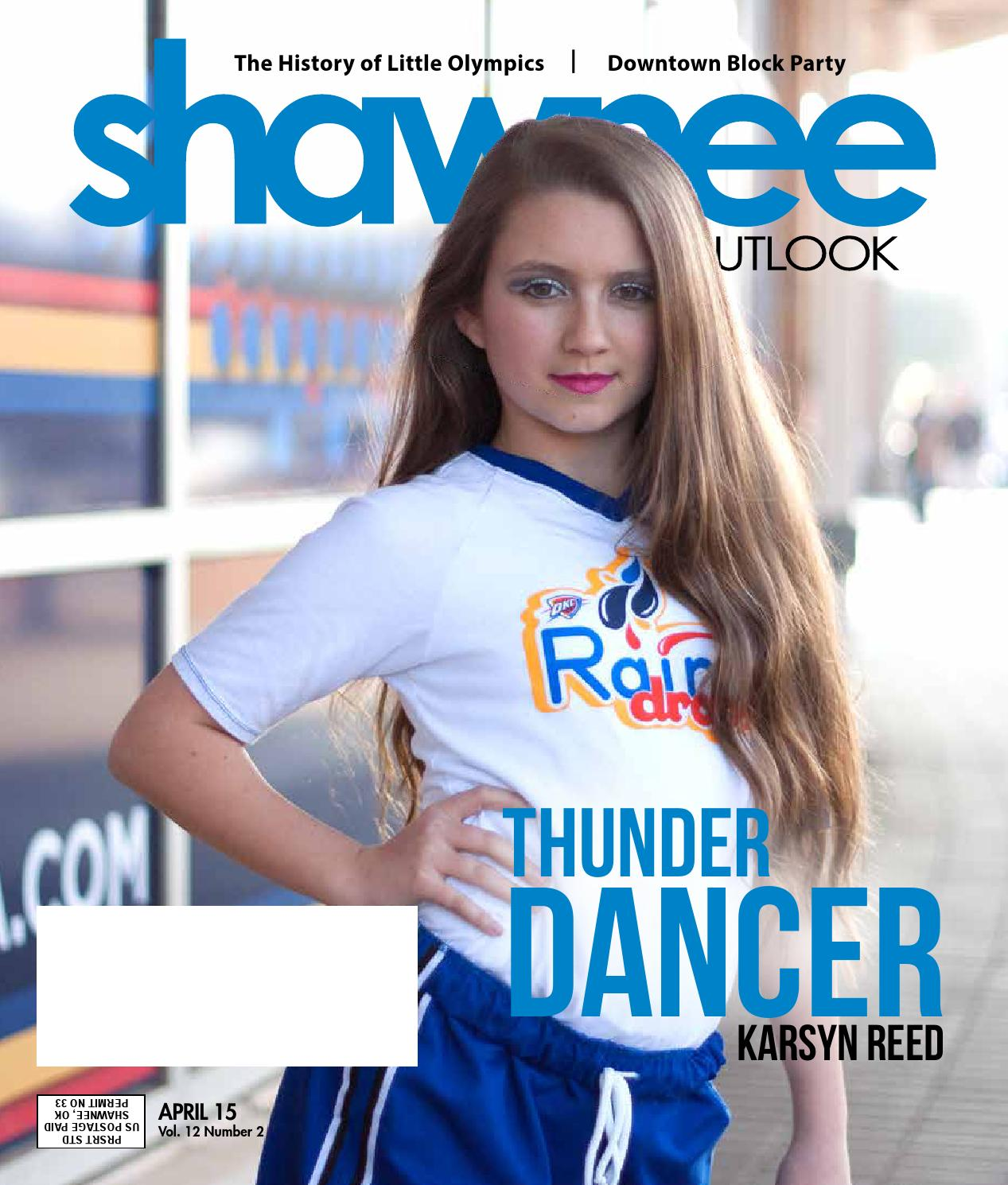 Issuu Shawnee Outlook April 2015 By Layers Media Inc