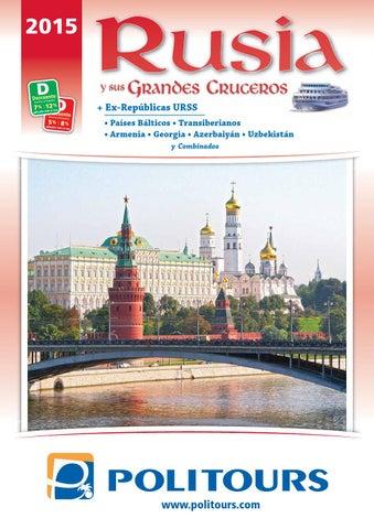 Mayoristas de Viajes Politours kerala viajes rusia 2015