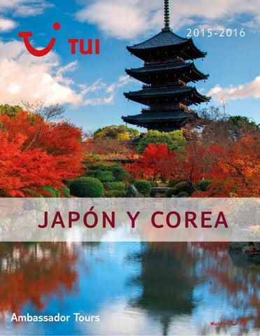 Mayoristas de Viajes Tui japon corea ambassador tours