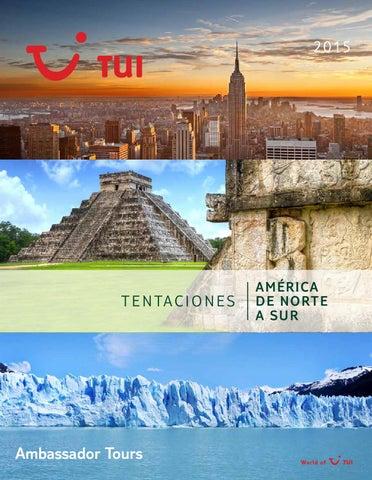 Mayoristas de Viajes Estados y Canadá con Ambassador Tours