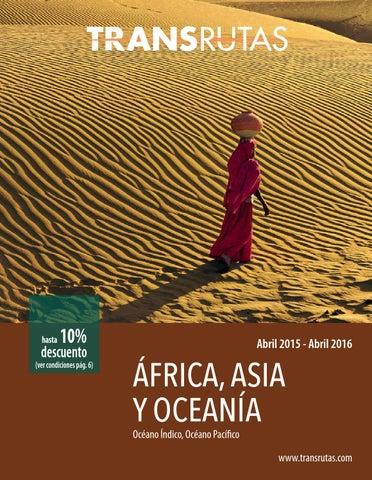 Mayoristas de Viajes Transrutas africa asia oceania
