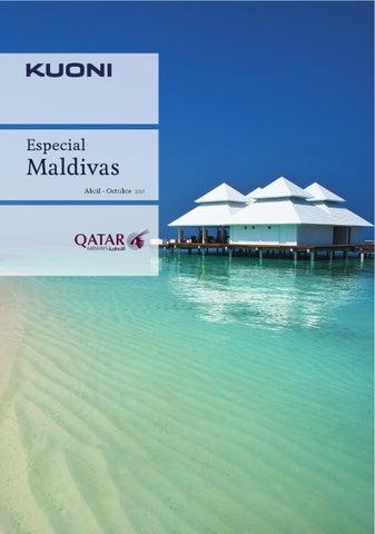 Mayoristas de Viajes Kuoni especial maldivas qatar 2015