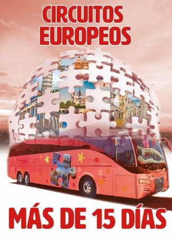 Mayoristas de Viajes Europamundo circuitos europa desde 15 dias
