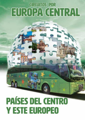 Mayoristas de Viajes Europamundo centro europa circuitos