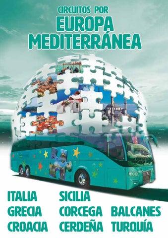 Mayoristas de Viajes Europamundo italia grecia turquia croacia 2015 2016
