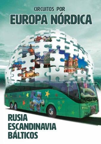 Mayoristas de Viajes Europamundo escandinavia rusia paises balticos