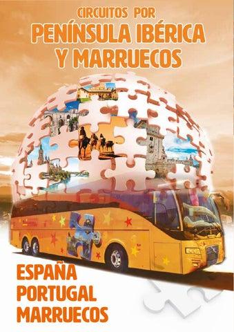 Mayoristas de Viajes Europamundo circuitos españa portugal marruecos