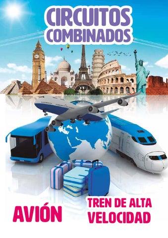 Mayoristas de Viajes Europamundo circuitos combinados tren