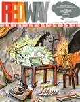 Titulní stránka RedWay 8/VII.