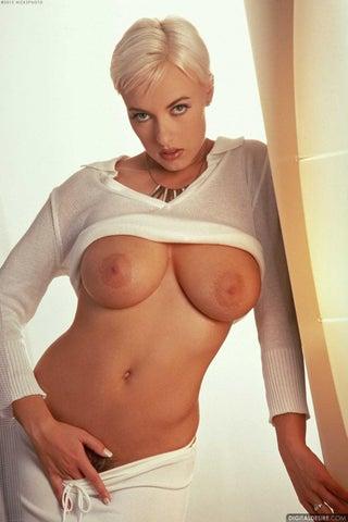 блондинки с короткой стрижкой порно фото