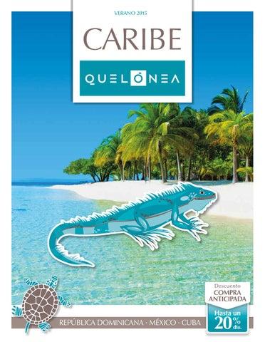 Quelonea Caribe Viajes 2015