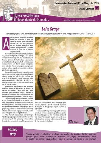 Boletim Informativo do dia 22 de março de 2015